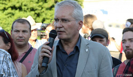 Bürgermeister Andreas Weiher: Wächtersbach ist Opfer dieser Tat