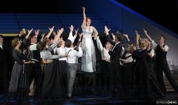 La Mehrling ist ein Ereignis: Fulminante Premiere von Funny Girl