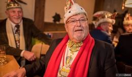 Unikum und Lachgarant der Fölschen Foaset Günther Elm wird heute 80!