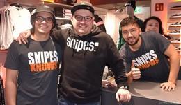 So etwas hat Fulda gebraucht - Snipes-Store in der Marktstraße eröffnet