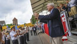 Hessentags-Festumzug: Ehrengäste sind begeistert – Bilderserie (4)