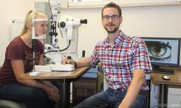 Gesundheitsvorsorge beginnt beim Optiker: Optik Wachter mit neuen Angeboten