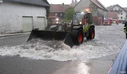 Steuerliche Hilfsmaßnahmen für Überschwemmungen im Mai und Juni