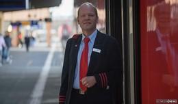 Zugbegleiter Peter Hohmann erneut zum Eisenbahner mit Herz nominiert