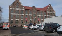 Malteser Dienststelle Aschenberg ab jetzt im ehemaligen EIKA-Gebäude