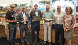 Werbung für heimische Produkte: Regio-Markt in der Pauluspromenade eröffnet