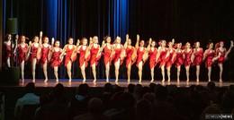 Begeisternde Tanzshow des Tanzstudios Birgitt Fründ in der Stadthalle