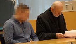 3 Jahre Haft und Hoffnung auf offenen Vollzug - 23-Jähriger stach auf Vater ein