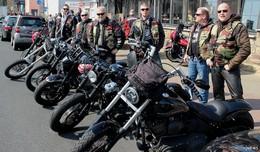 Rund 1.000 Besucher in der Motorrad-Ausstellung in der Rodenbachhalle