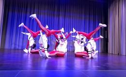Plätze vier und acht: großer Jubel beim Holodeck Dance Center