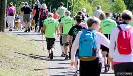 15. Rhönlauf am Sonntag: Nordic Walking für alle und Fach-Vorträge