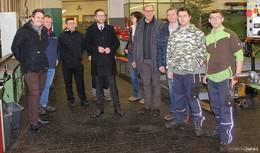 Landrat Thorsten Stolz besucht Jugendhilfezentrum Don Bosco in Sannerz