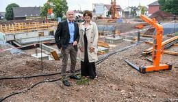 Millionenprojekt Haimbach Gärten nimmt erste Konturen an