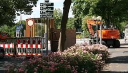 Tor zum Kurpark ist ab 25. Februar bis Ende März dicht: Busse fahren anders
