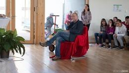 Ein echter Visionär: Hanno Henkel macht sich seit 25 Jahren für Inklusion stark