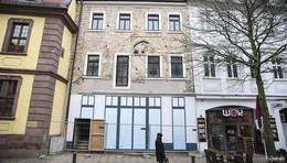 Ein Glücksgriff - mittelalterliches Rathaus in der Friedrichstraße 26?