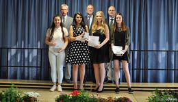 Eduard-Stieler-Schule: 67 Mittlere und 30 Hauptschulabschlüsse verliehen