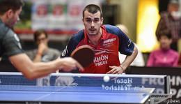 Aus im Halbfinale: Maberzells Pucar chancenlos gegen Boll
