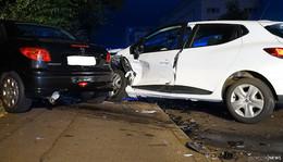 Vorfahrt genommen: Zusammenstoß auf Haimbacher Straße