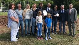 2.102 Euro für neuen Spielplatz in Gläserzell - Von ihm profitieren viele