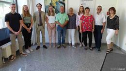 Ausbildungsstart bei dem Hessischen Amt für Versorgung und Soziales