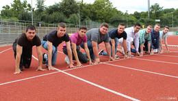Startschuss für Ausbildung und duales Studium für neun junge Menschen