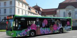 Schloss Fasanerie-Bus nun auch als Miniatur erhältlich