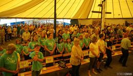 Missio-Camp: Friede, Freude und Dankbarkeit