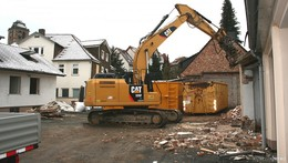Abriss für den Hessentag: Benno-Schilde-Quartier im Umbruch
