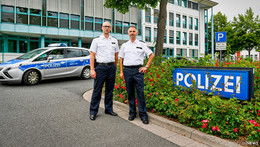 Die Bilanz: O N bei den Polizei-Chefs vom Hessentag - friedlich und fröhlich