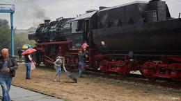 24. Dampfloktage lockten über 10.000  Eisenbahnfans in die Werkshallen