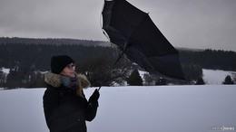Schwere Sturmböen gemeldet: Tief Benjamin bringt Wolken, Wind und Regen
