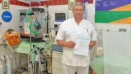 Helios St. Elisabeth Klinik Hünfeld als lokales TraumaZentrum zertifiziert