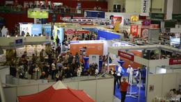 Organisatoren und Aussteller hochzufrieden: über 12.000 Besucher