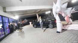 A8-Premiere bei atzert:weber - ganz besonderes Auto-Erlebnis
