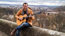 Eigenes Musikvideo gedreht: Mark-David Goth ist Musiker aus Leidenschaft
