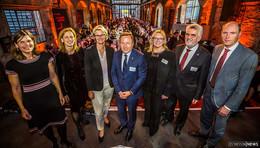 Festakt zum 50-jährigen Jubiläum: 350 geladene Gäste feiern Jahrestagung