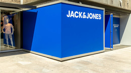 Ab 1. August: Dänische Modemarke Jack & Jones am Borgiasplatz