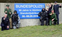 60-jähriges Standortjubiläum der Bundespolizei - Großes Fest im September