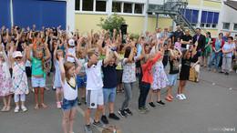 ABC-Land Schule: Feier anlässlich der Fertigstellung der Umbauarbeiten