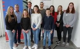 Zu Besuch beim Hessischen Amt für Versorgung und Soziales Fulda