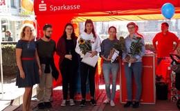 Premiere: Stadtjugendring verleiht Auszeichnung an engagierten Nachwuchs