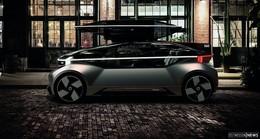 EDAG verantwortet Fertigung des Exterieur-Modells von Volvo Concept Car
