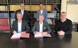 Stadtwerke Hanau und GETEC vertiefen Zusammenarbeit