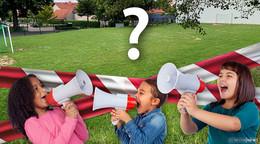 Ein Unding: Dürfen Kinder jetzt nicht mehr draußen spielen?