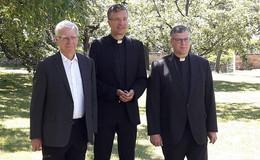 Domkapitular Prälat Christof Steinert wird neuer Generalvikar im Bistum Fulda