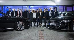 Audi Zentrum Fulda gewinnt Audi-Marketingpreis 2017