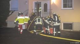Tödlicher Zimmerbrand in Haimbach - 58-Jähriger starb an Rauchgasen