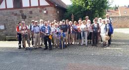 """19. Bonifatius-Pilgertag - """"Oft ist der Weg das Ziel"""