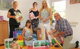 Großzügige Spende an das Frauenhaus Bad Hersfeld übergeben